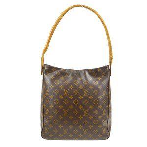 authentic Louis Vuitton Looping GM Shoulder Bag